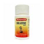 Брахми Вати/ Brahmi Vati(Baidyanath) 80 таб