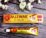 "Зубная паста ""Мисвак Голд"" (Miswak Gold) 170 г, Dabur"