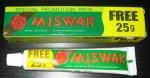 "Зубная паста ""Месвак"" (Toothpaste Meswak) 75г, Dabur"